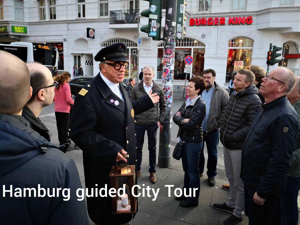 Tour durch St. Pauli