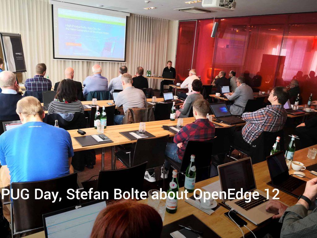 Progress 2019 aus der Sicht eines OpenEdge Nutzers - Stefan Bolte