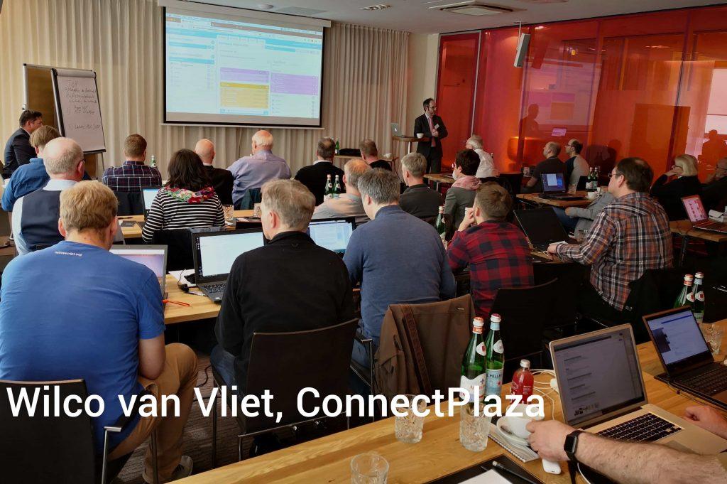 CONNECTIVITY make Cloud APPS work - Wilco van Vliet