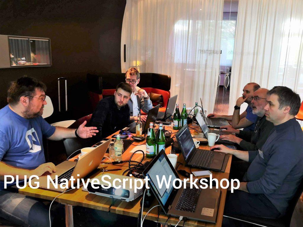JavaScript - NativeScript -Einführung in die Entwicklung mit NativeScript - Robert Prediger